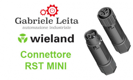 Wieland - CONNETTORE RST MINI