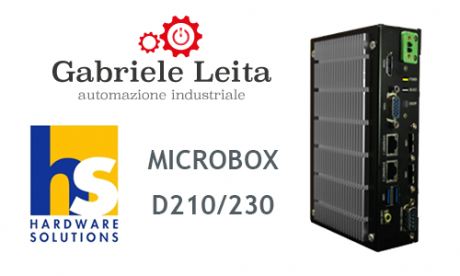 Hardware Solution MICROBOX D210/230